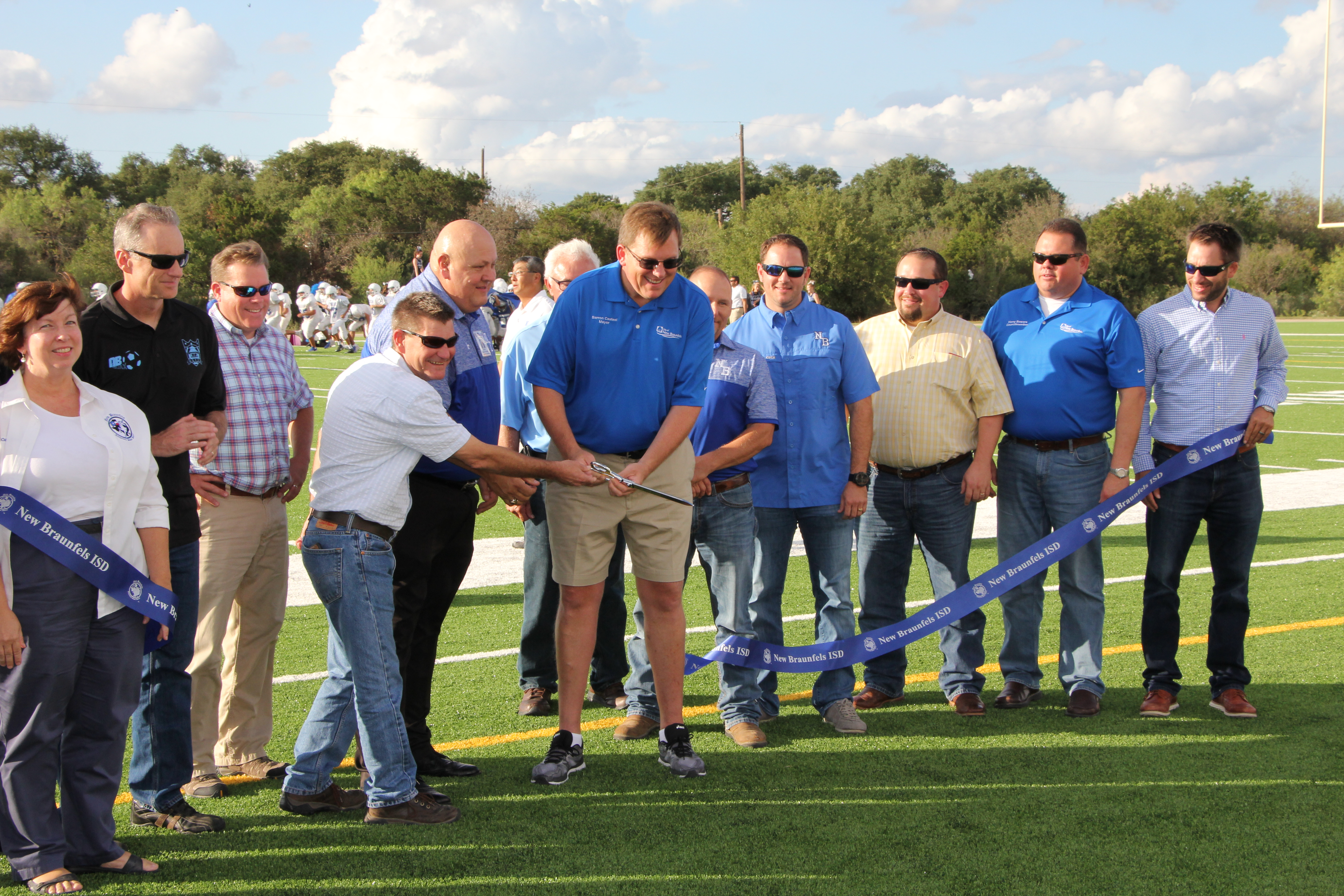 Middle Schools Now Home To Turf Fields