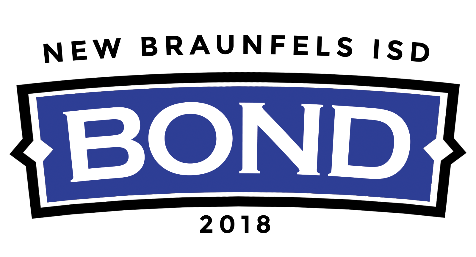 New Braunfels ISD Bond 2018 logo