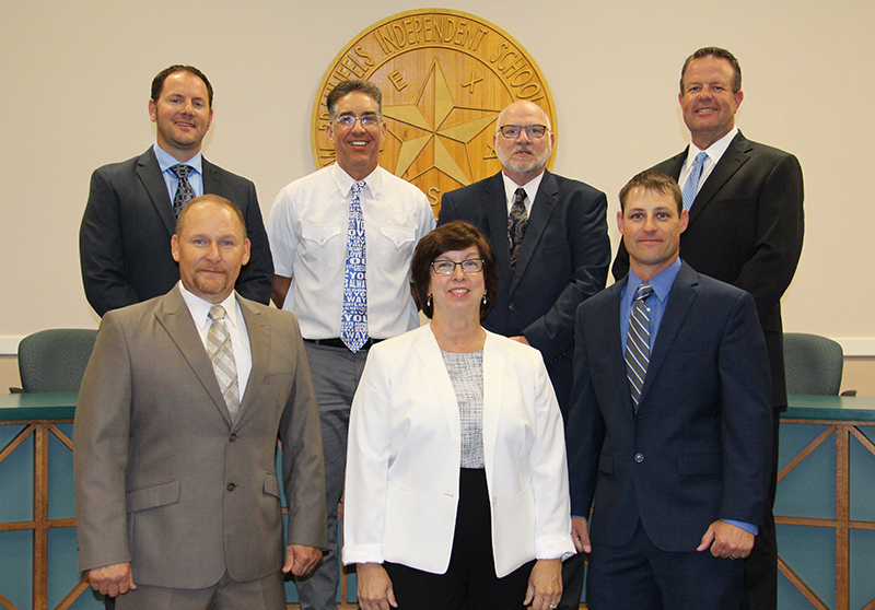 New Braunfels 2018-2019 Board of Trustees