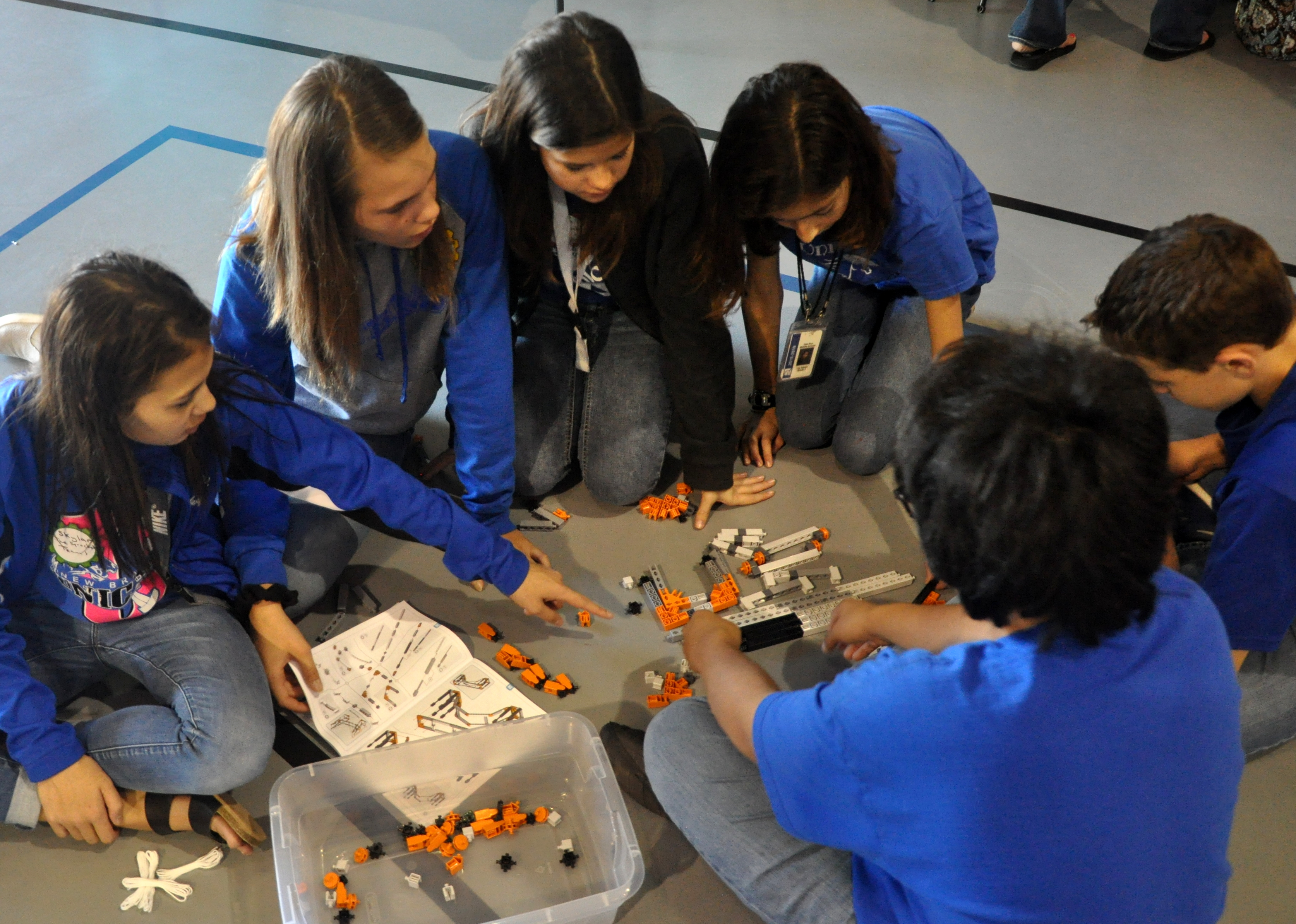 GT Stem-O-Rama held March 26 for district 7th graders