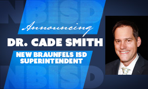 New Braunfels ISD board votes to hire Dr. Cade Smith as Superintendent of Schools during their monthly meeting held on May 10, 2021.